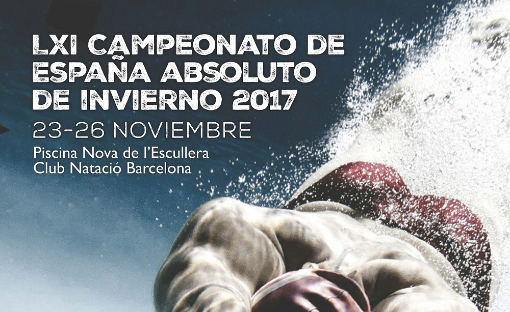 poster campeonato espana absolut