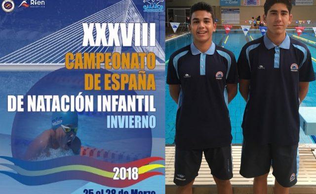 Campionat d'Espanya Infantil