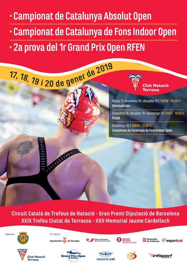 Campionat de Catalunya Absolut Open de Natació