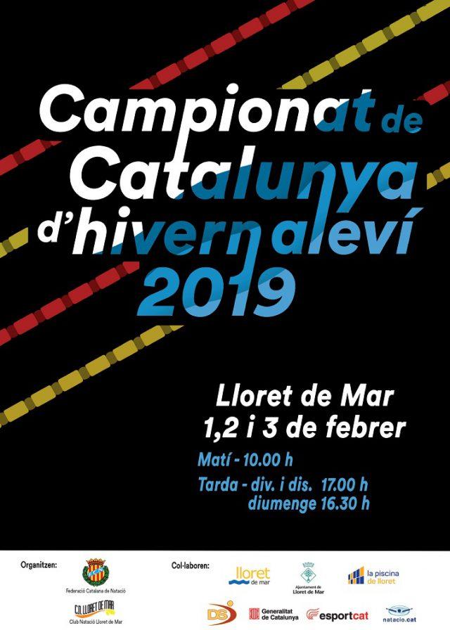 Campionat de Catalunya d'Hivern Aleví