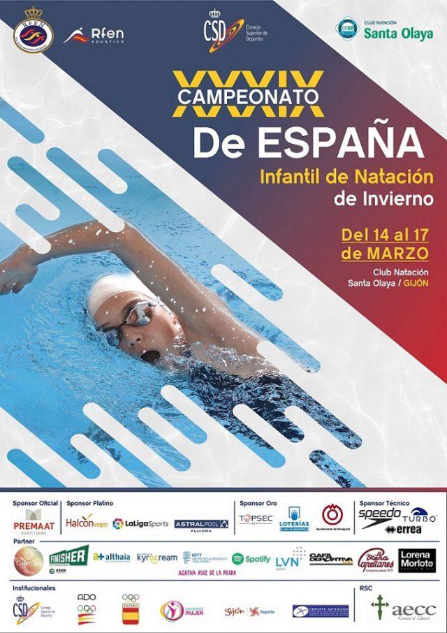 Campionat d'Espanya Infantil d'Hivern