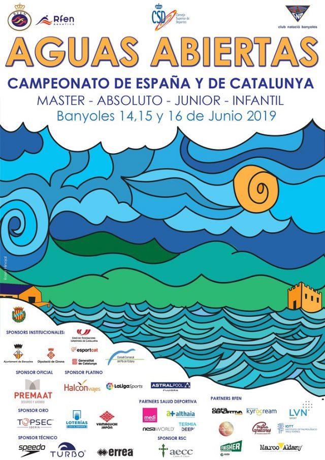 Campionat de Catalunya Open d'Aigües Obertes