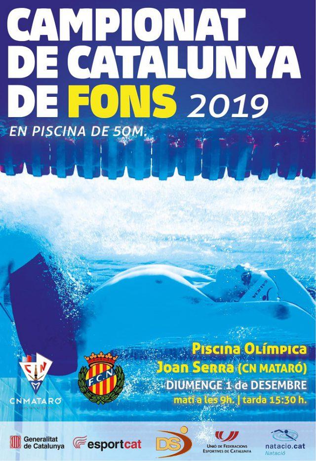 Campionat de Catalunya de Fons 2019
