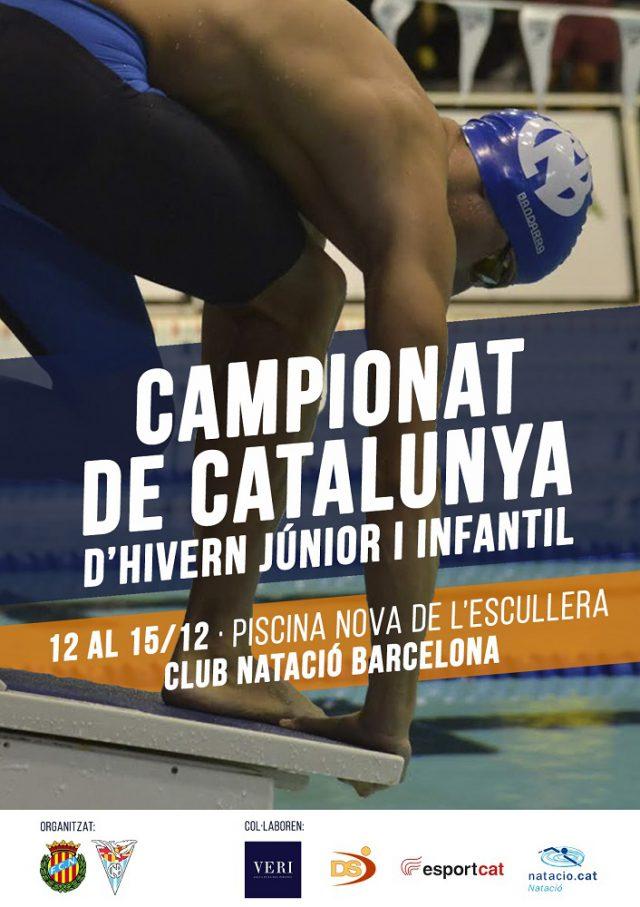 Campionat de Catalunya d'Hivern Júnior-Infantil