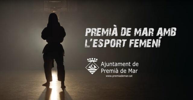 Premià de Mar amb l'esport femení