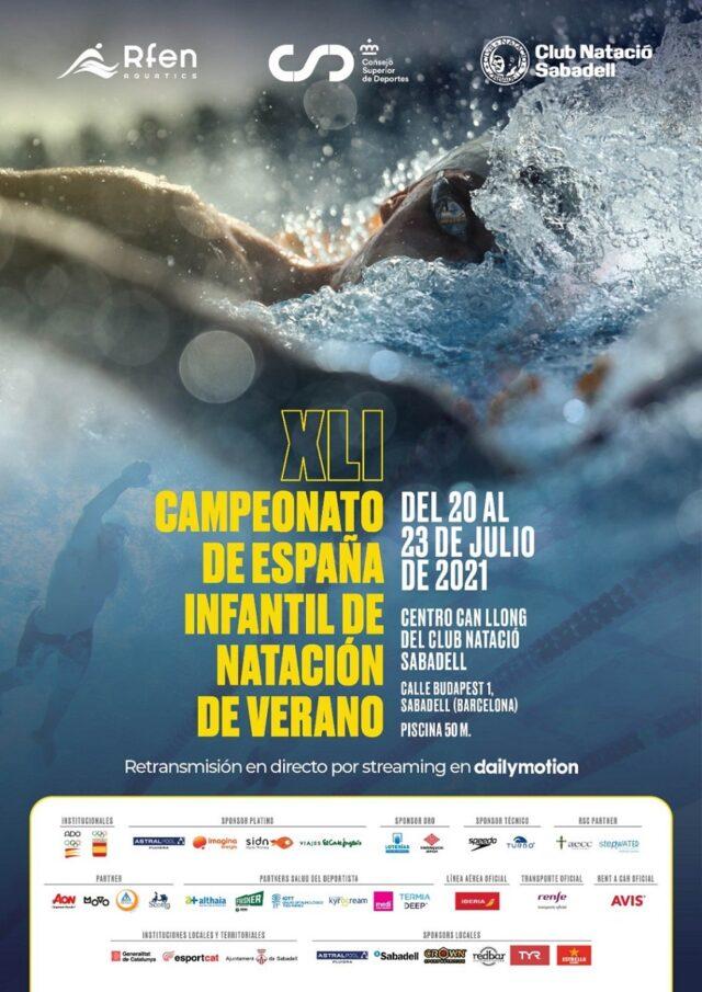 Campionat d'Espanya d'Estiu Infantil