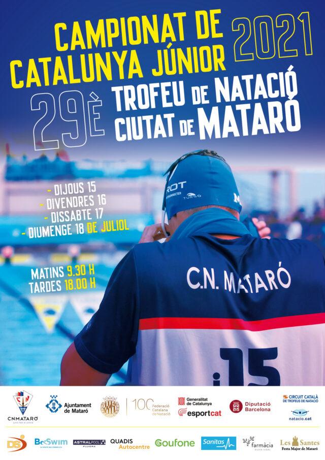 Campionat de Catalunya d'estiu Júnior – CCTN Trofeu Ciutat de Mataró